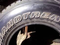 Dunlop Grandtrek AT1. Всесезонные, без износа