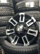 """LS Wheels LS 158. 7.0x16"""", 6x139.70, ET10, ЦО 107,1мм."""