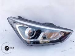 Фара. Hyundai Santa Fe, DM, TM Двигатели: D4HA, D4HB, G4KE, G4KH