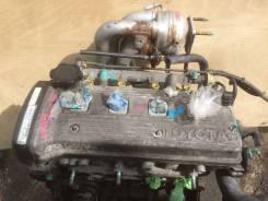 Двигатель Toyota 5E-FE трамблерный