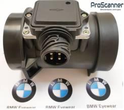 Датчик расхода воздуха. BMW 5-Series, E39 BMW 3-Series, E36, E36/2, E36/2C, E36/3, E36/4, E36/5 BMW 7-Series, E38 BMW 3-Series Gran Turismo M52, M30B2...