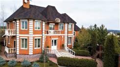 Продается роскошный коттедж с гостевым домом на участке!. площадь участка 1 800кв.м., от агентства недвижимости или посредника