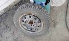 Продам колесо в сборе R14 5*100 5*114.3 c шиной 185/65/14