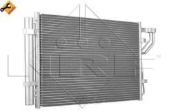 Радиатор Кондиционера! Hyundai Ix20 1.4i-1.6i 10 NRF арт. 350013 Nrf 350013_