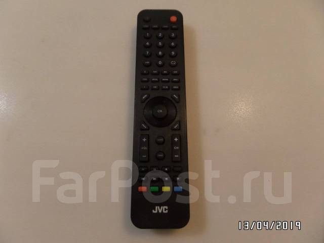 Пульт ДУ KT1157-SX ТВ JVC