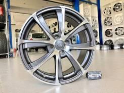 "LS Wheels LS 313. 7.0x17"", 4x98.00, 4x100.00, ET45, ЦО 60,1мм."