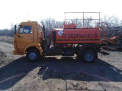 КамАЗ 4308. Продается топливозаправщик Камаз 4308, 5 900куб. см., 6 500кг., 4x2