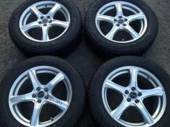 """Колёса 225/60R17 Bridgestone диски Bridgestone Balminum 5x100. 7.0x17"""" 5x100.00 ET53"""