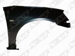 Крыло Honda Civic ES 01-03 4D RH с отверстием под повторитель