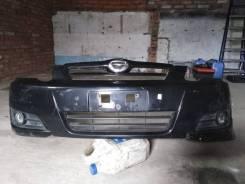 Бампер. Toyota Corolla Runx, NZE121 Двигатель 1NZFE