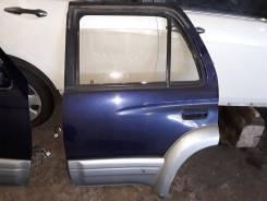 Дверь задняя левая Toyota Hilux SURF KZN185, 1KZTE 1995г.