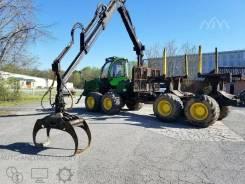 John Deere 1510G. Форвардер Deere 1510, 6 800куб. см., 14 000кг., 18 600кг. Под заказ