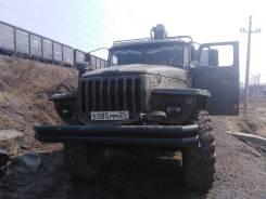Урал 4320. , 10 800куб. см., 6 000кг., 6x6