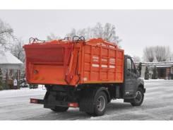 Рарз МК-1440-14. Мусоровоз с задней загрузкой МК-1440-14 на шасси ГАЗ Next, 4 250куб. см.