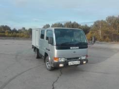 Nissan Atlas. Продаётся грузовик , 2 700куб. см., 1 500кг., 4x2