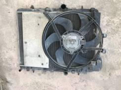 Радиатор охлаждения двигателя. Citroen C2 Citroen DS3, S Citroen C3, HB, A51, F Citroen C3 Picasso, SH Peugeot: 207, 208, 301, 1007, 2008 ET3J4, TU3A...