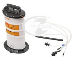 Приспособление для откачки технических жидкостей с ручным приводом, емкость 10л JTC /1