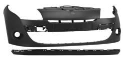 Бампер передний Renault Megane III 08-12г