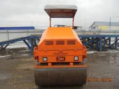 Завод ДМ DM-03-VC. Комбинированный тротуарный каток DM-03-VC, 3 450куб. см.