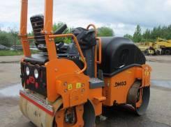 Завод ДМ DM-03-VD. Дорожный Каток ЗДМ DM-03 VD продам, 3 500куб. см.