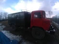 ГАЗ 66. Автомобиль ГАЗ66, 4 254куб. см., 5 000кг., 4x4