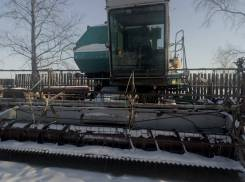 ХТЗ Т-150. Продам трактор Т150 и комбайн кзк Енисей. Под заказ