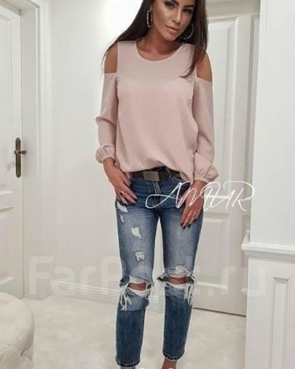 a5ebe26f312 Купить женские блузки Размер  46 размера во Владивостоке! Цены.