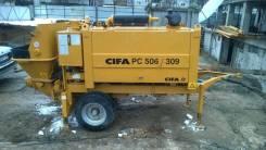 Cifa PC 506/309. Бетононасос CIFA PC 506/309, 1 100куб. см., 1 200,00м.