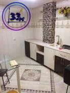 2-комнатная, улица Кирова 24. Вторая речка, агентство, 60,0кв.м. Кухня