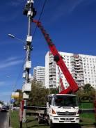 Jinwoo. Автовышка ( АГП , Скайлифт ) 38 метров, 7 000куб. см., 38,00м.