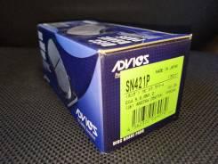 Дисковые тормозные колодки Advics SN421P. В наличии! SN421P