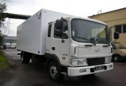 Hyundai HD120. Сендвич-фургон extralong, 6 606куб. см., 8 000кг., 4x2