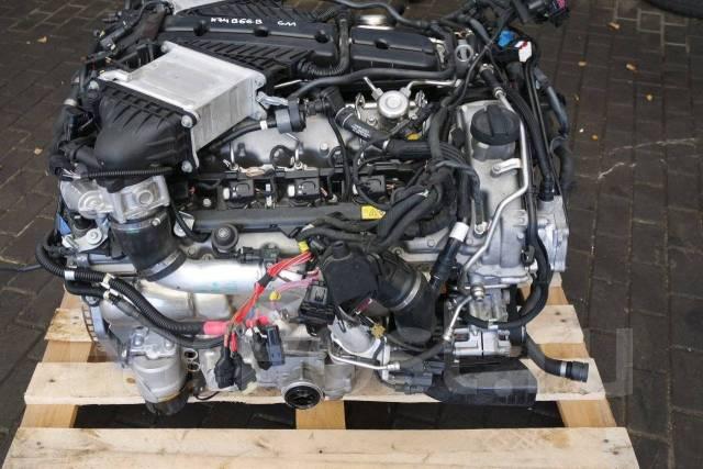 Двигатель N74B66 6.6 BMW G11 с навесным