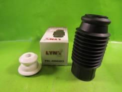 Пыльник-отбойник LYNXauto, отбойник 48мм, отверстие 18мм, диаметр штока 20мм PR48620
