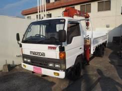 Mazda Titan. узкий борт-кран 3 тонны, 4 600куб. см., 3 000кг., 4x2. Под заказ