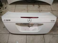 Крышка багажника. Mercedes-Benz E-Class, W211 M112E26, M112E32, M113E50, M113E55, M156E63, M271KE18ML, M272DE35, M272E25, M272E30, M272E35, M273E55, O...