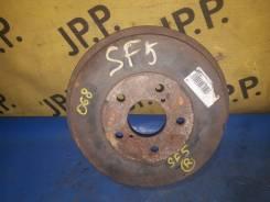Барабан тормозной. Subaru Forester, SF5, SG5, SG9, SG9L Subaru Impreza, GC1, GC2, GC3, GC5, GC6, GC8, GD2, GD3, GD4, GD5, GDC, GDD, GF1, GF3, GF4, GF5...