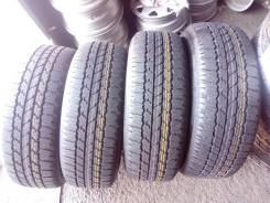 Bridgestone Dueler A/T 693II. Грязь AT, 2018 год, без износа, 4 шт