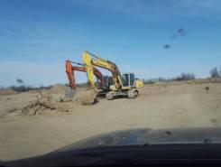 Земляные работы. Доставка щебень, песок, сланец. Вывоз грунта, мусора