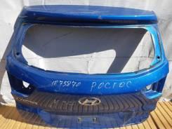 Дверь багажника. Hyundai Creta