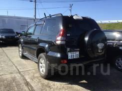 Дверь боковая задняя левая Toyota Land Cruiser Prado 120