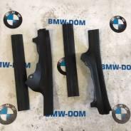 Накладки порогов внутренние BMW 3-Series