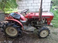 Yanmar YM1300D. Продам трактор Yanmar1300. 4WD, 13 л.с.