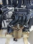 Двигатель в сборе. Лада 4x4 2121 Нива Chevrolet Niva Двигатель BAZ21214