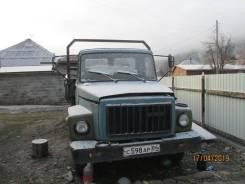 ГАЗ 3307. Газ3307, 2 500куб. см., 3 500кг., 4x2