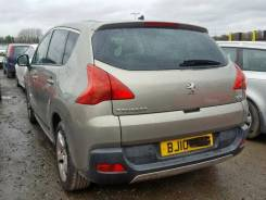 Бампер задний в сборе Peugeot 3008 без дефектов