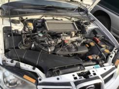 Двигатель в сборе. Subaru: Impreza WRX, Forester, Legacy, Impreza, Impreza WRX STI, Tribeca, Legacy B4, BRZ Двигатели: EJ205, EJ207
