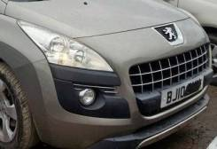Фара правая Peugeot 3008