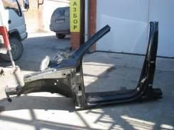 Передняя часть автомобиля. Volkswagen Tiguan
