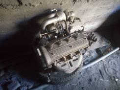 Двигатель в сборе. Toyota Sprinter, EE103, EE104, EE104G Toyota Caldina, ET196, ET196V Toyota Corolla, EE103, EE104, EE103V, EE104G Двигатель 5EFE